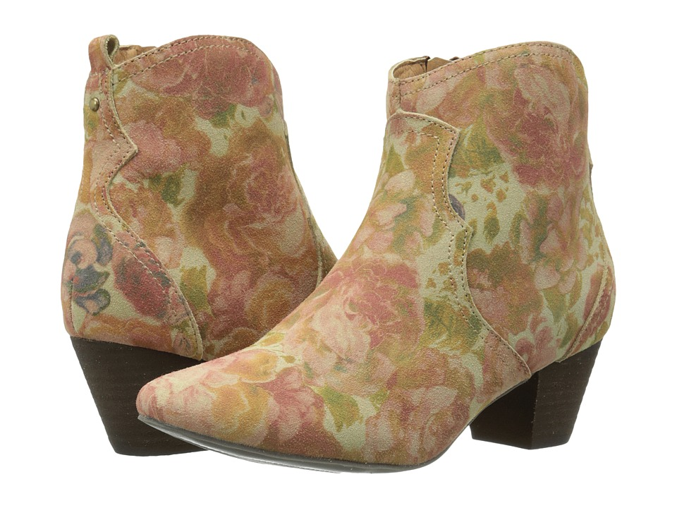 Sbicca - Petunias (Brown Multi) Women