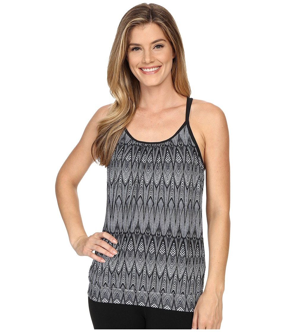 Prana - Andie Top (Black Feather) Women's Sleeveless