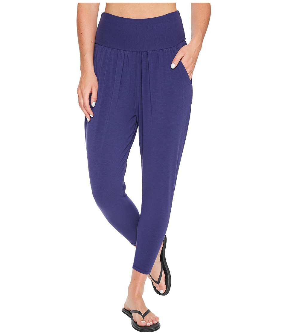 Prana Ryley Crop (Indigo) Women