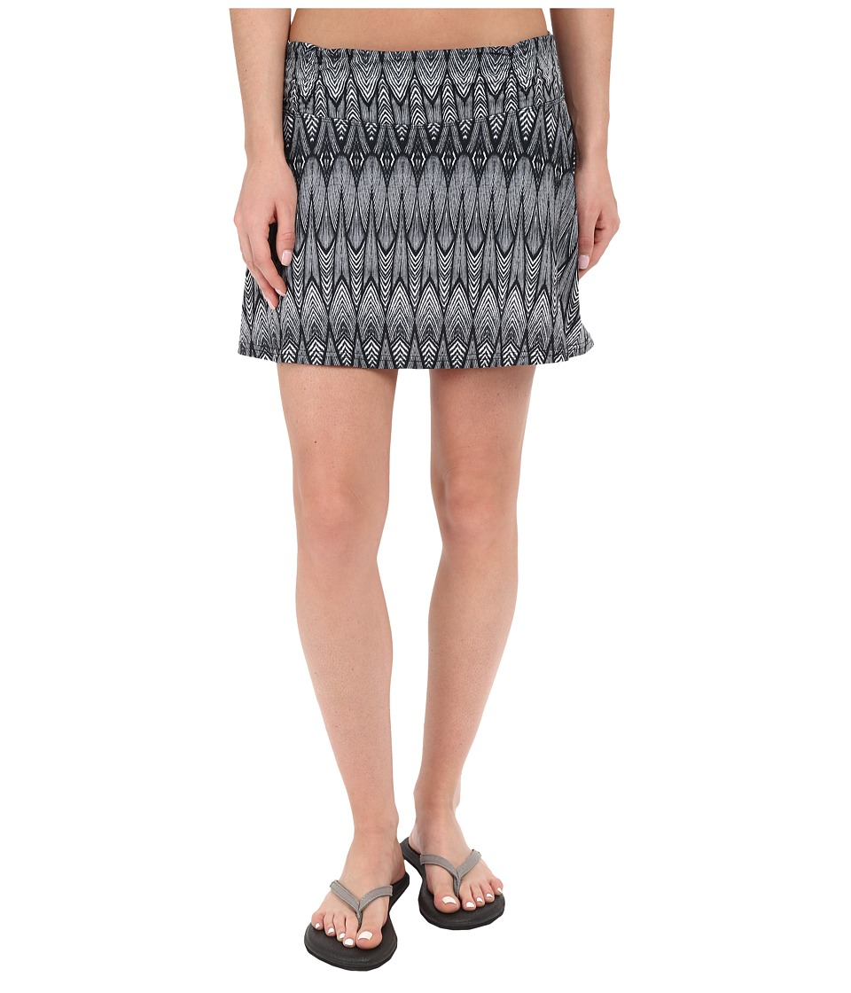 Prana - Keely Skort (Black Feather) Women's Skort