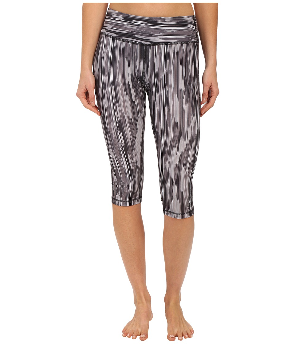 Prana Maison Knicker (Black Rainblur) Women