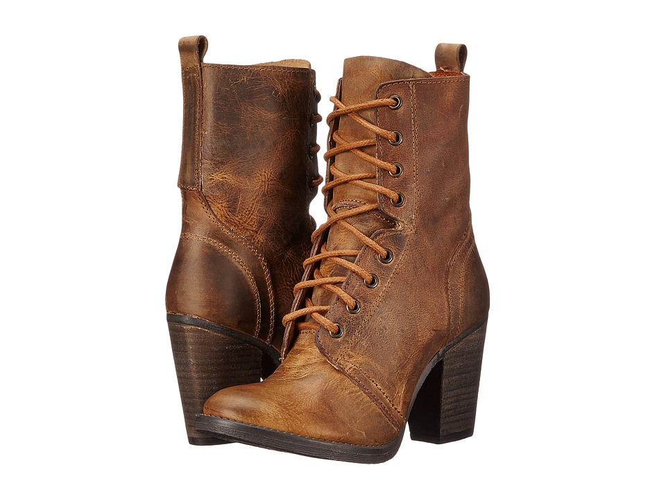 Steve Madden Exclusive Jupitirr (Brown Leather) Women