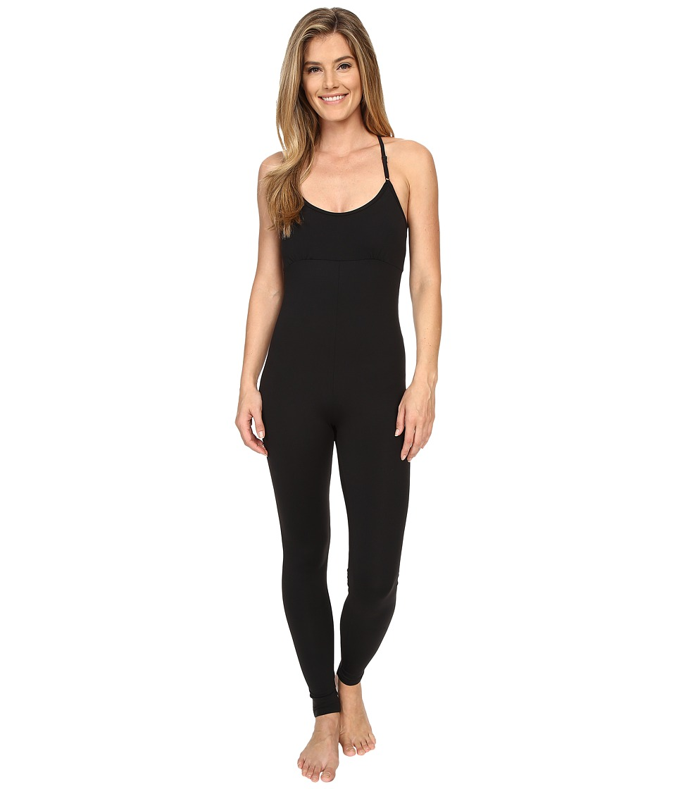 Prana - Elixir Jumpsuit (Black) Women's Jumpsuit & Rompers One Piece