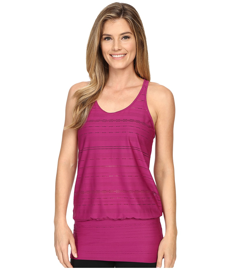 Prana - Ambrosia Top (Rich Fuchsia) Women's Sleeveless