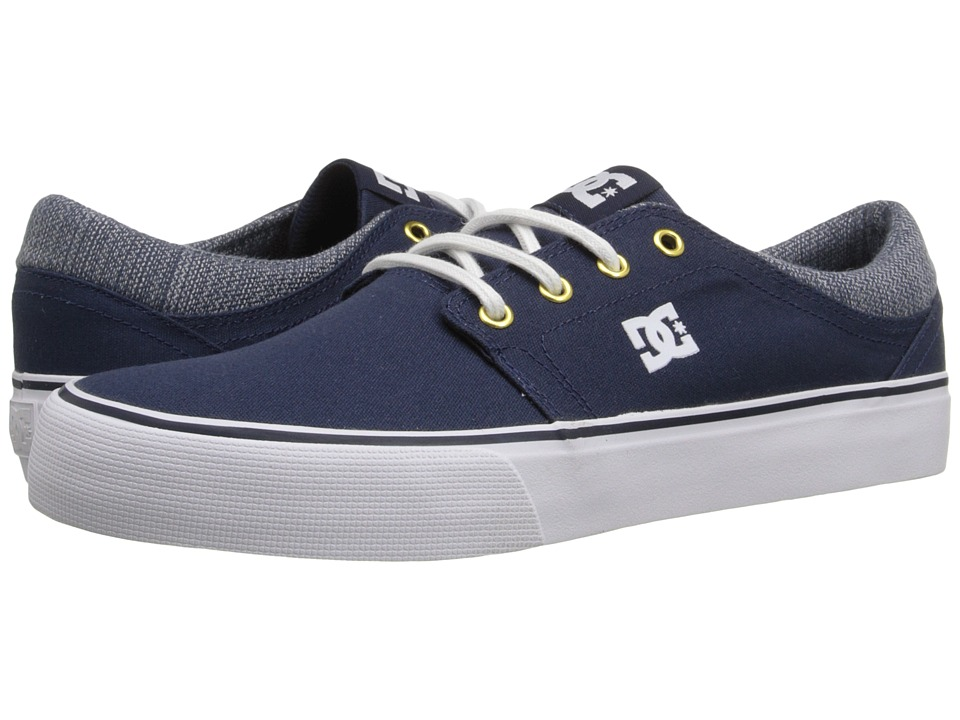 DC - Trase TX SE (Navy) Skate Shoes