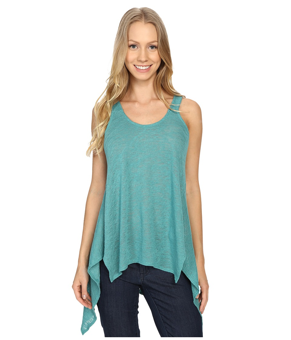Prana - Whisper Tank Top (Retro Teal) Women's Sleeveless