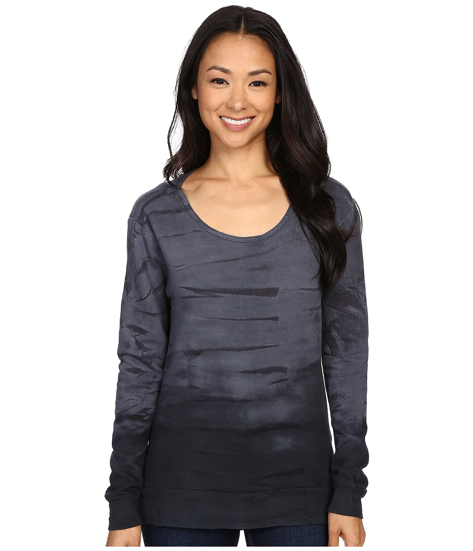 Prana - Deelite Pullover (Coal) Women's Long Sleeve Pullover