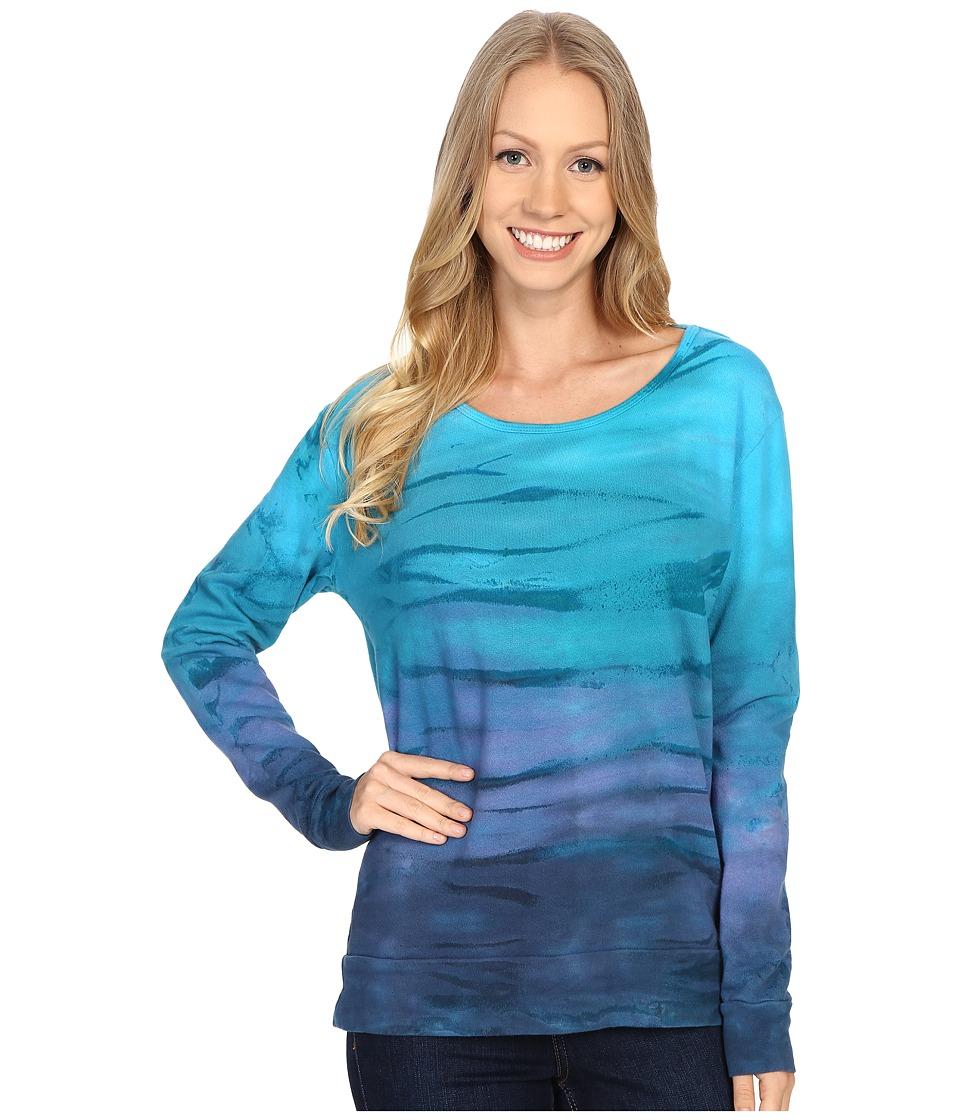 Prana - Deelite Pullover (Cove) Women's Long Sleeve Pullover