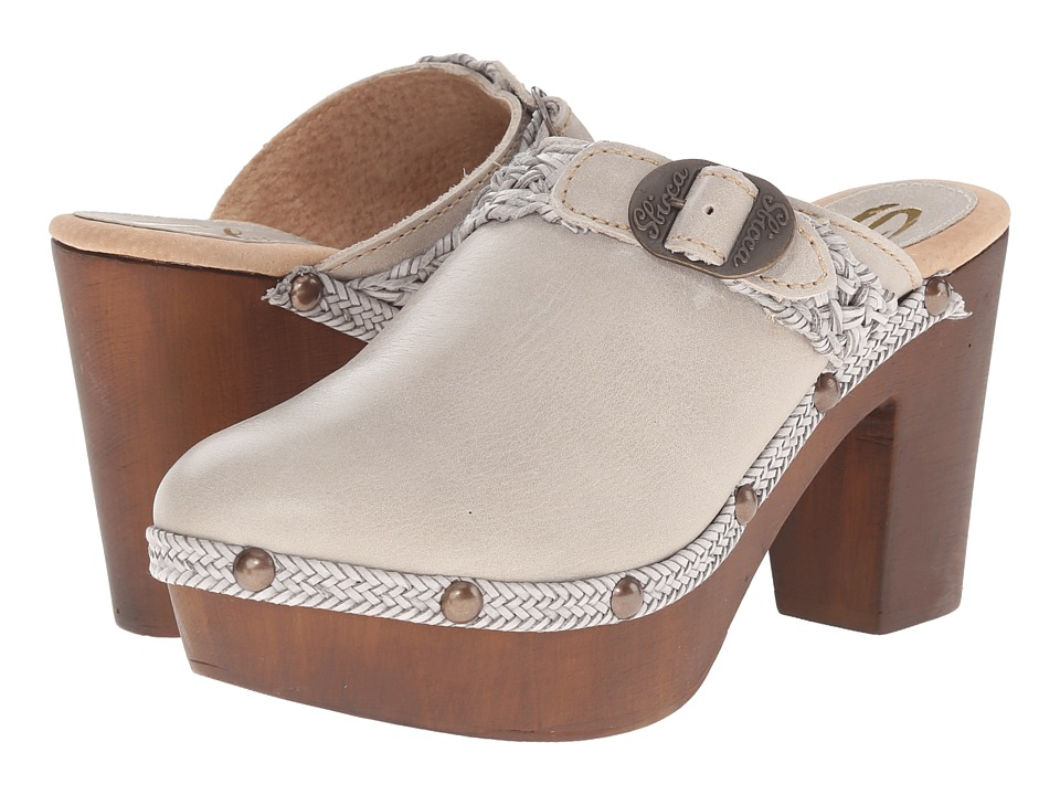 Sbicca - Tenor (Grey) Women's Clog Shoes