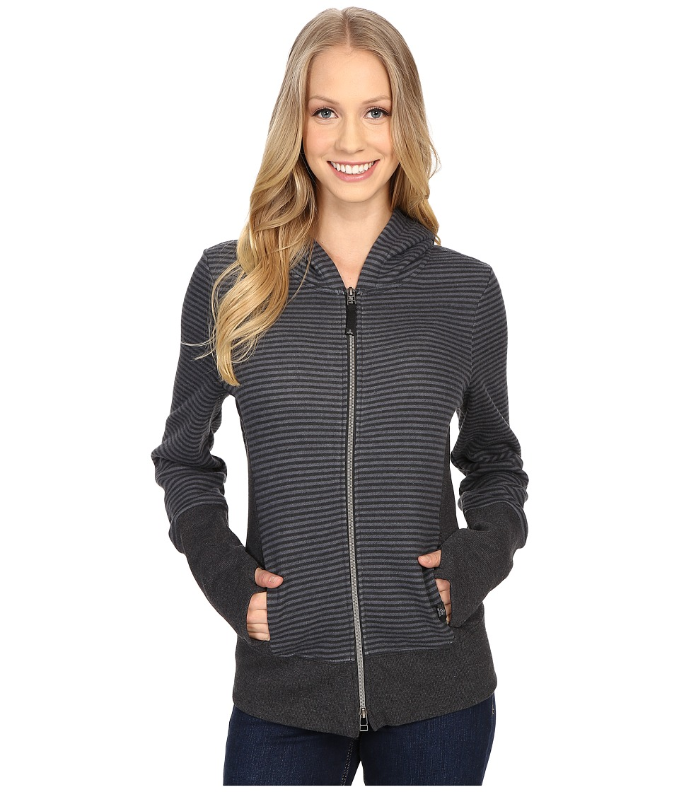 Prana - Honey Hoodie (Black) Women's Sweatshirt
