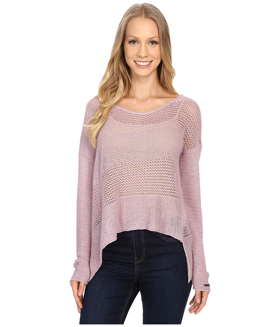 Prana - Liana Sweater (Dusted Blush) Women's Sweater