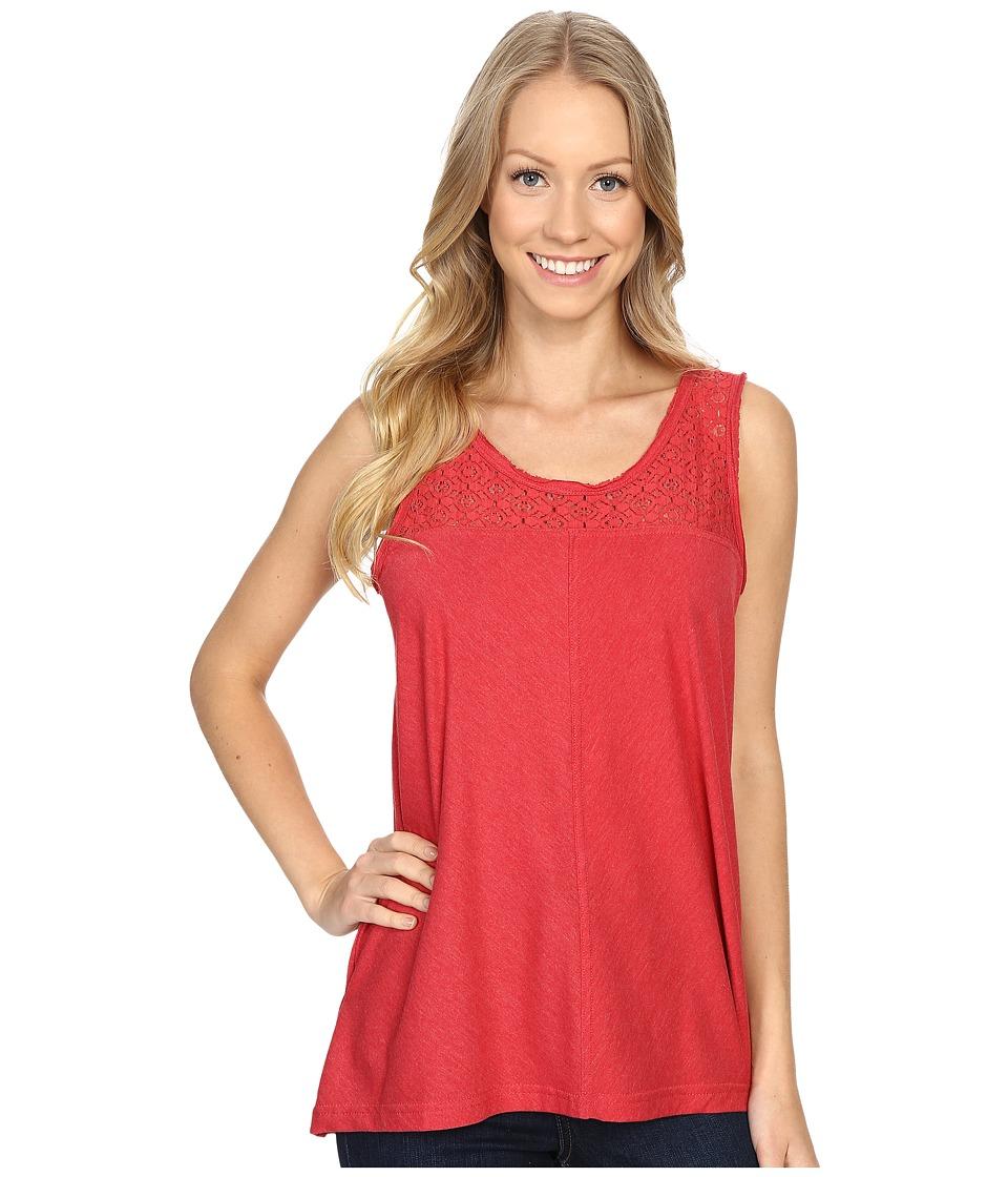 Prana - Cassi Tank Top (Sunwashed Red) Women's Sleeveless