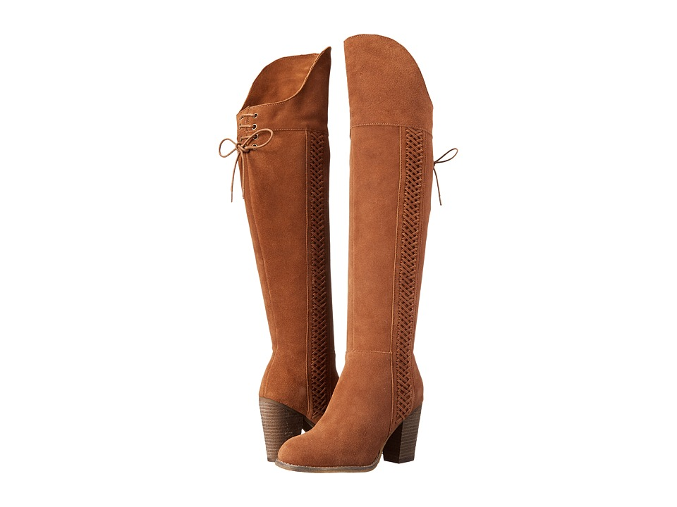 Sbicca - Gusto (Tan) Women's Dress Pull-on Boots