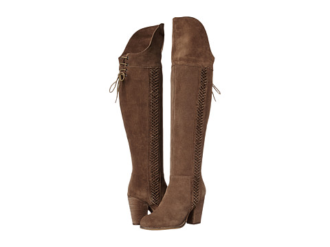 Sbicca - Gusto (Khaki) Women's Dress Pull-on Boots
