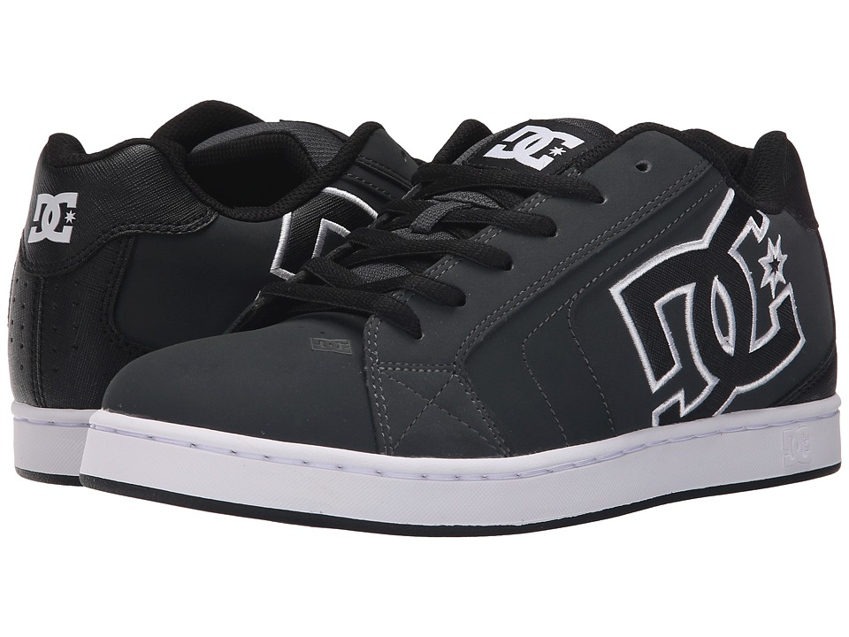 DC Net (Grey/Black/White) Men