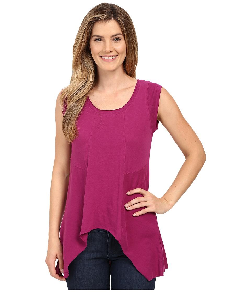 Prana - Lauriel Top (Rich Fuchsia) Women's Clothing