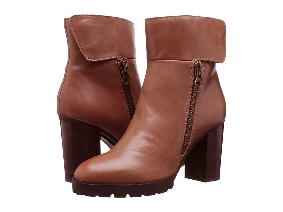 Sbicca - Cello (Tan) Women's Dress Zip Boots