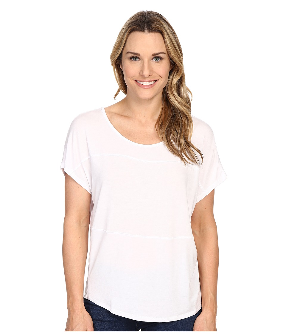 Prana - Vicki Top (White) Women's Clothing
