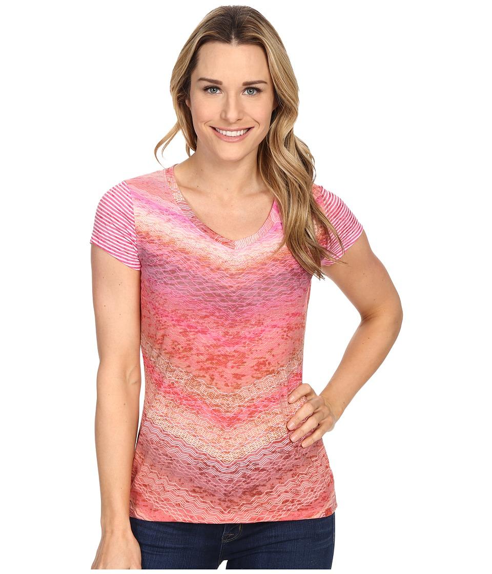 Prana - Hillary Top (Azalea) Women's Clothing