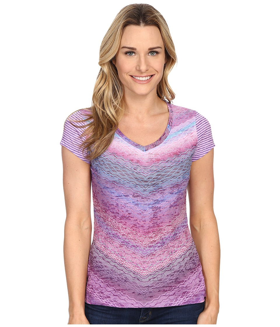 Prana - Hillary Top (Ultra Violet) Women's Clothing