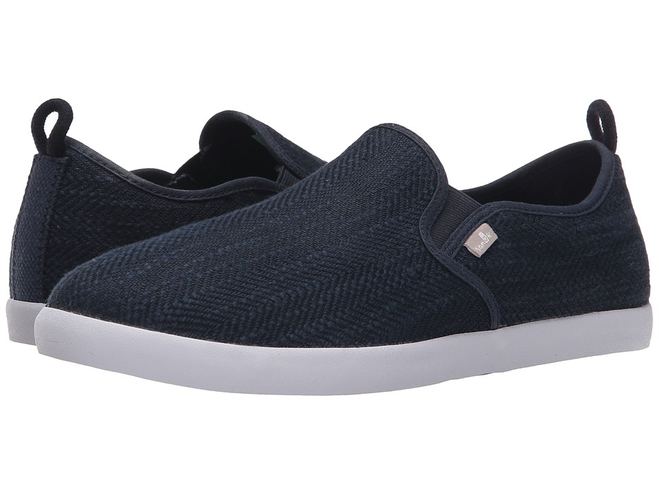 Sanuk - Range TX (Navy) Men