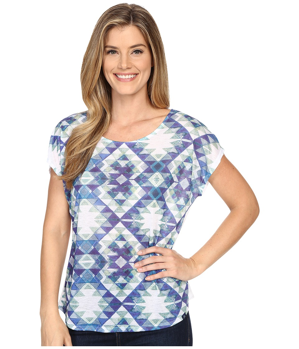 Prana Harlene Top (Blue Ridge) Women's Clothing