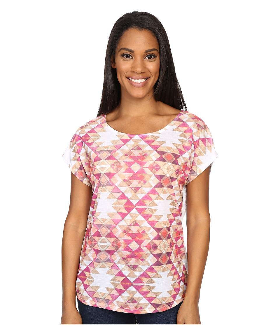 Prana Harlene Top (Rich Fuchsia) Women's Clothing