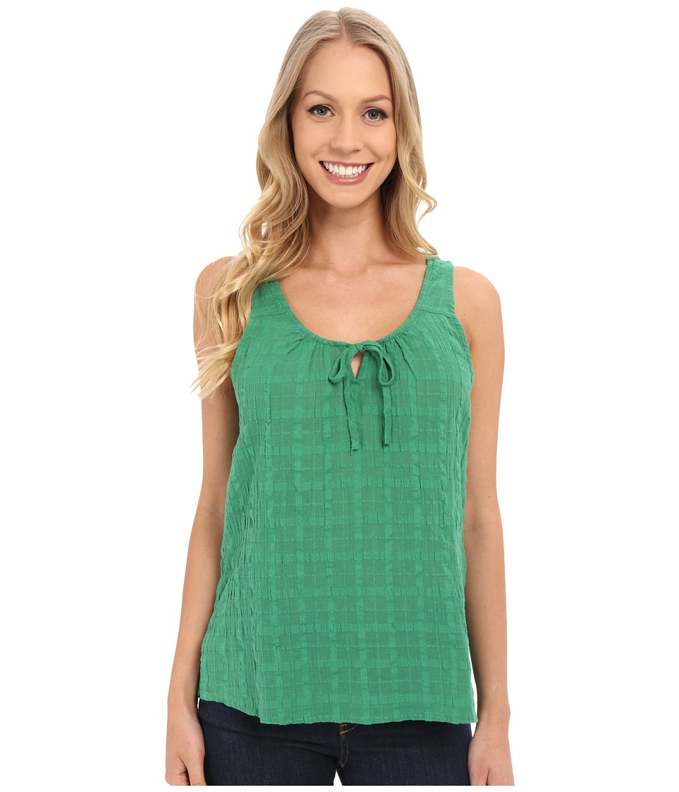 Prana - Jardin Top (Dusty Pine) Women's Sleeveless