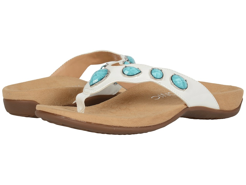 VIONIC - Eve II (White) Women's Sandals