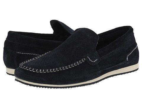 Timberland - Hayes Valley Loafer (Grey Suede) Men's Shoes