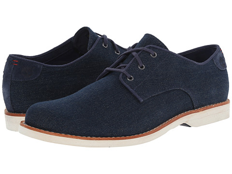 Timberland - Stormbuck Lite Oxford (Blue) Men's Shoes