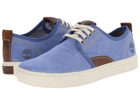 Timberland - Adventure Cupsole Oxford (Light Blue) Men