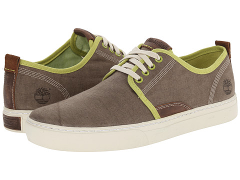 Timberland - Earthkeepers Adventure Cupsole Oxford (Olive) Men's Shoes