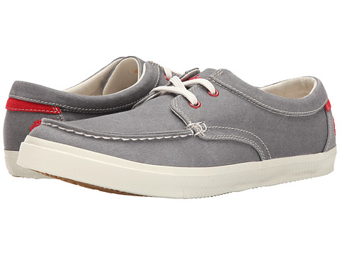 Timberland - Hookset Oxford Canvas (Grey) Men's Shoes