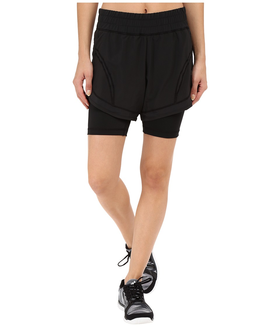 Skirt Sports - Not So Cheeky Shorts (Black) Women's Shorts