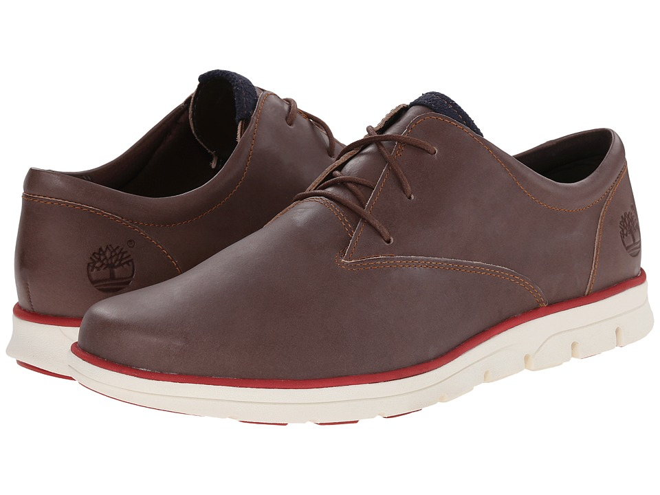 Timberland - Bradstreet Plain Toe Oxford (Brown) Men