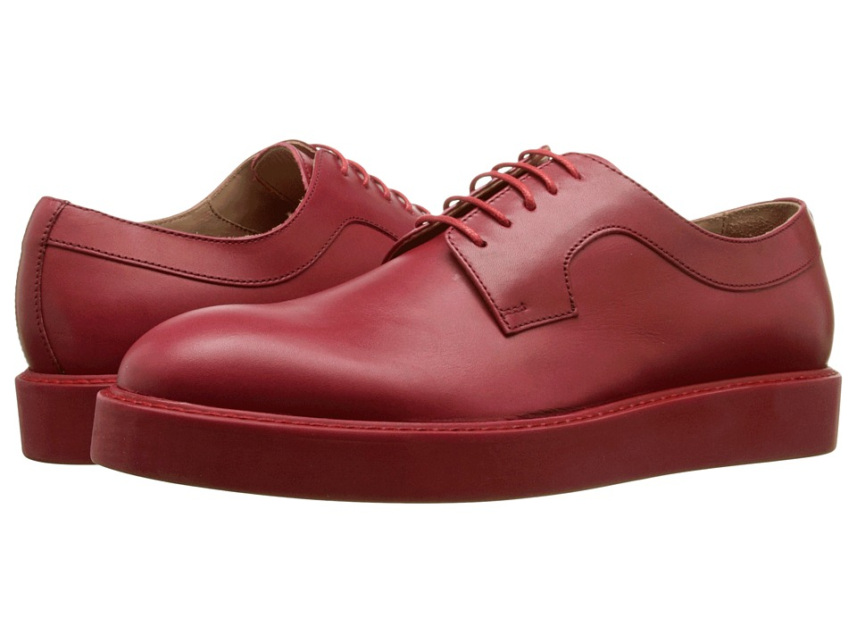 Paul Smith - Afton Cherry Etrusco Oxford (Red) Women's Lace up casual Shoes