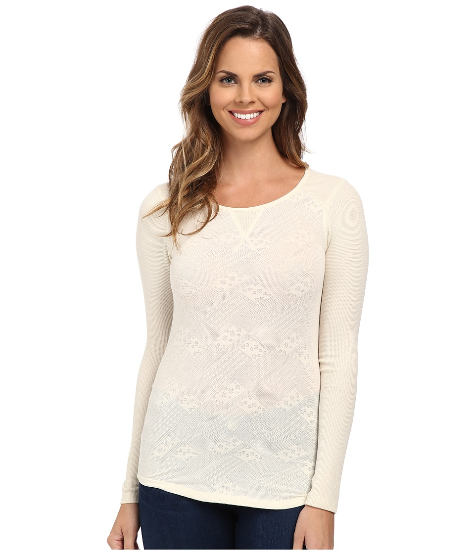 Lucky Brand Jacquard Thermal (Nigori) Women