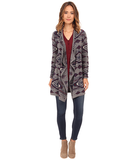 Lucky Brand - Aztec Wrap (Multi) Women