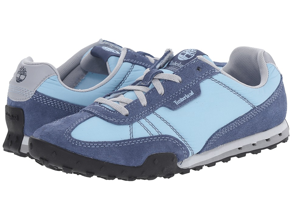 Timberland - Earthkeepers Greeley Low (Lite Blue) Women's Shoes