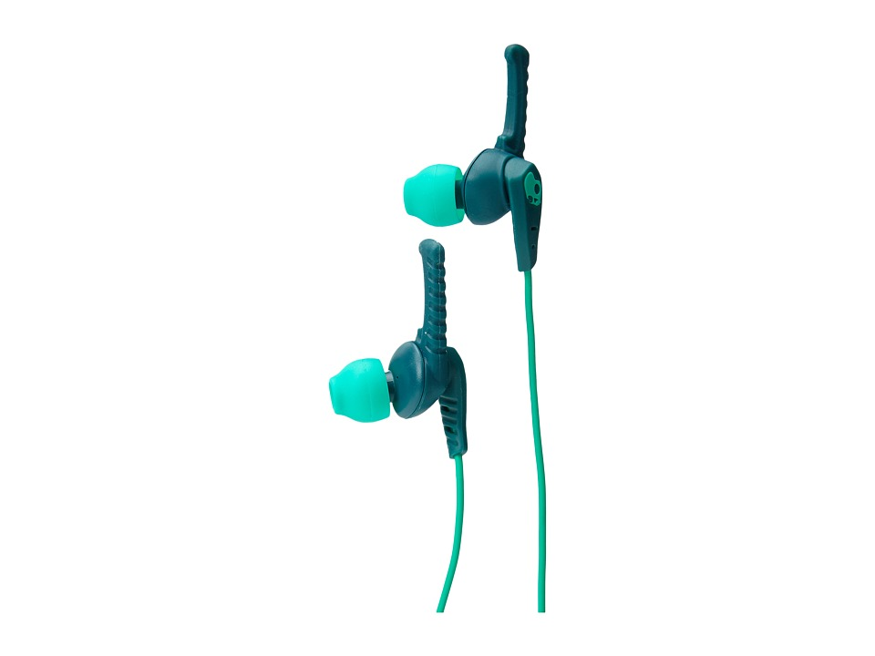 Skullcandy - Xtplyo In-Ear Earbuds (Teal/Green/Green) Headphones