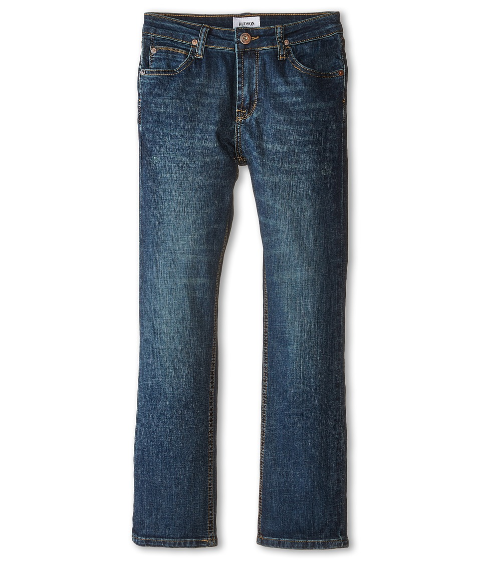 Hudson Kids - Parker Straight Leg in Brilliant Blue (Big Kids) (Brilliant Blue) Boy's Jeans