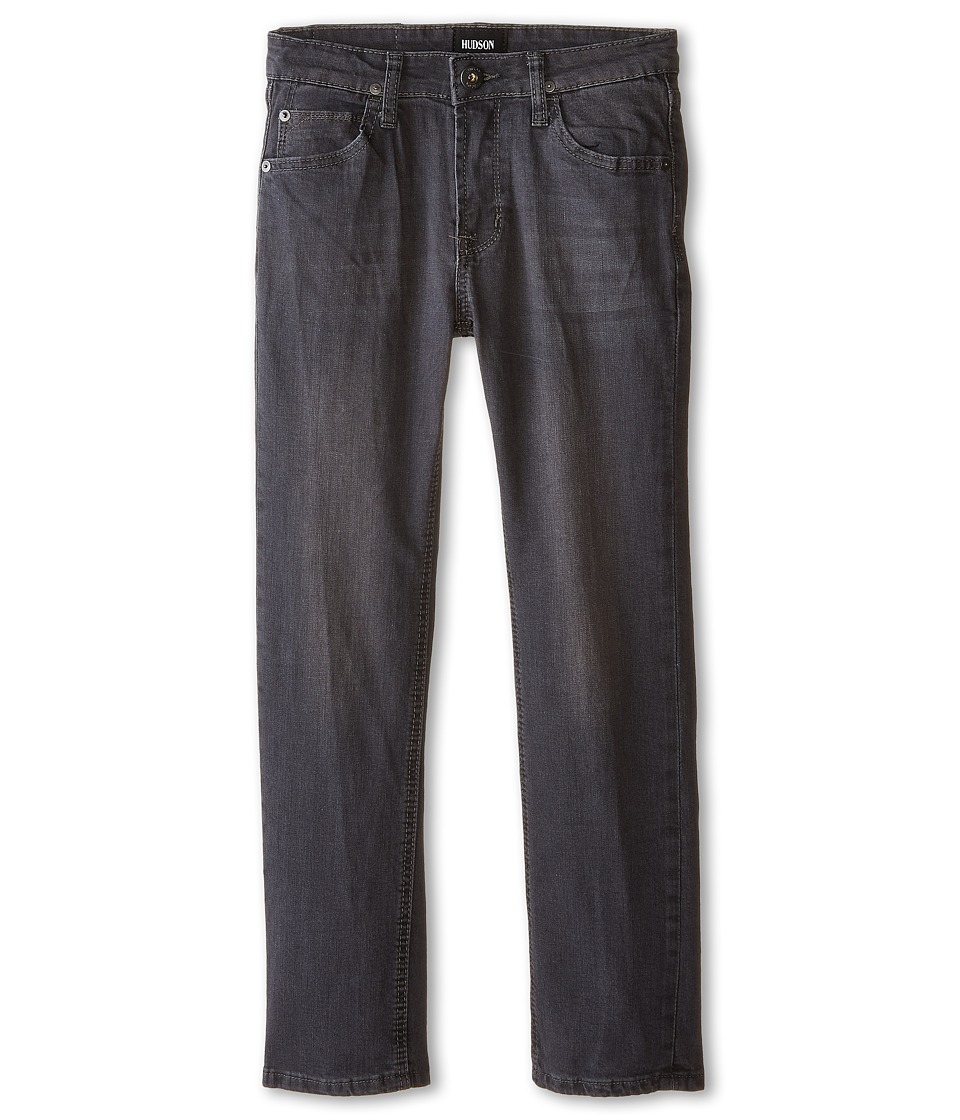 Hudson Kids - Parker Straight Leg in Graphite (Big Kids) (Graphite) Boy's Jeans