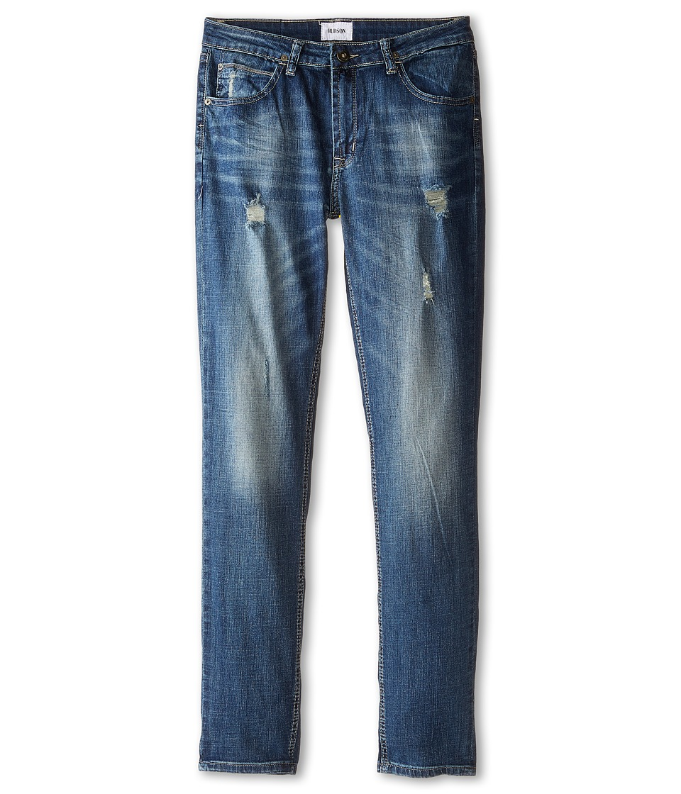 Hudson Kids - Jagger Skinny in Tumble Used (Big Kids) (Tumble Used) Boy's Jeans