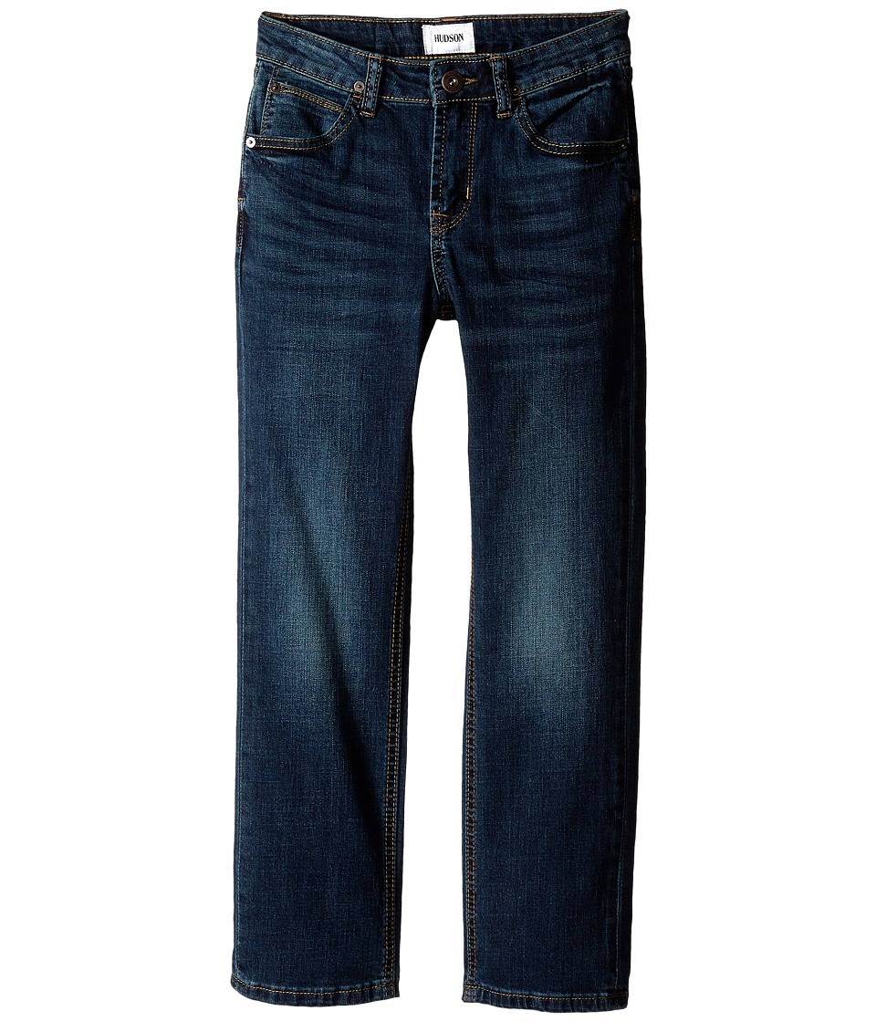 Hudson Kids - Parker Straight Leg in Custom Mid (Big Kids) (Custom Mid) Boy's Jeans