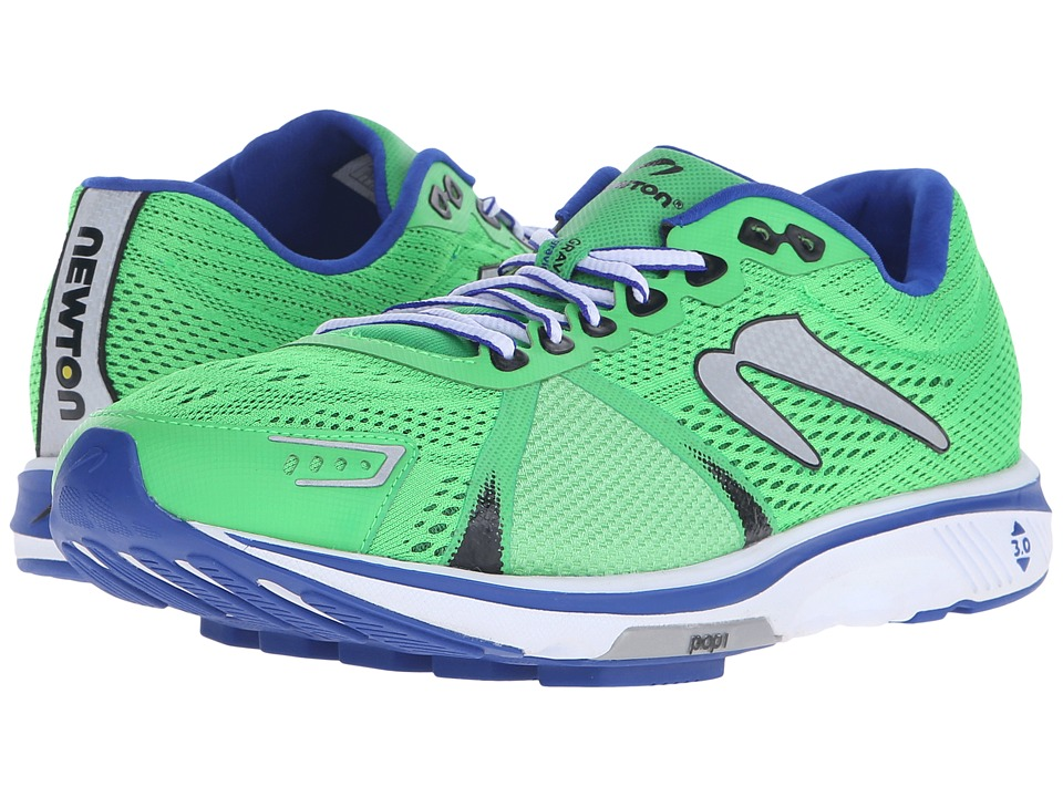 Newton Running - Gravity V (Green/Blue) Men's Running Shoes