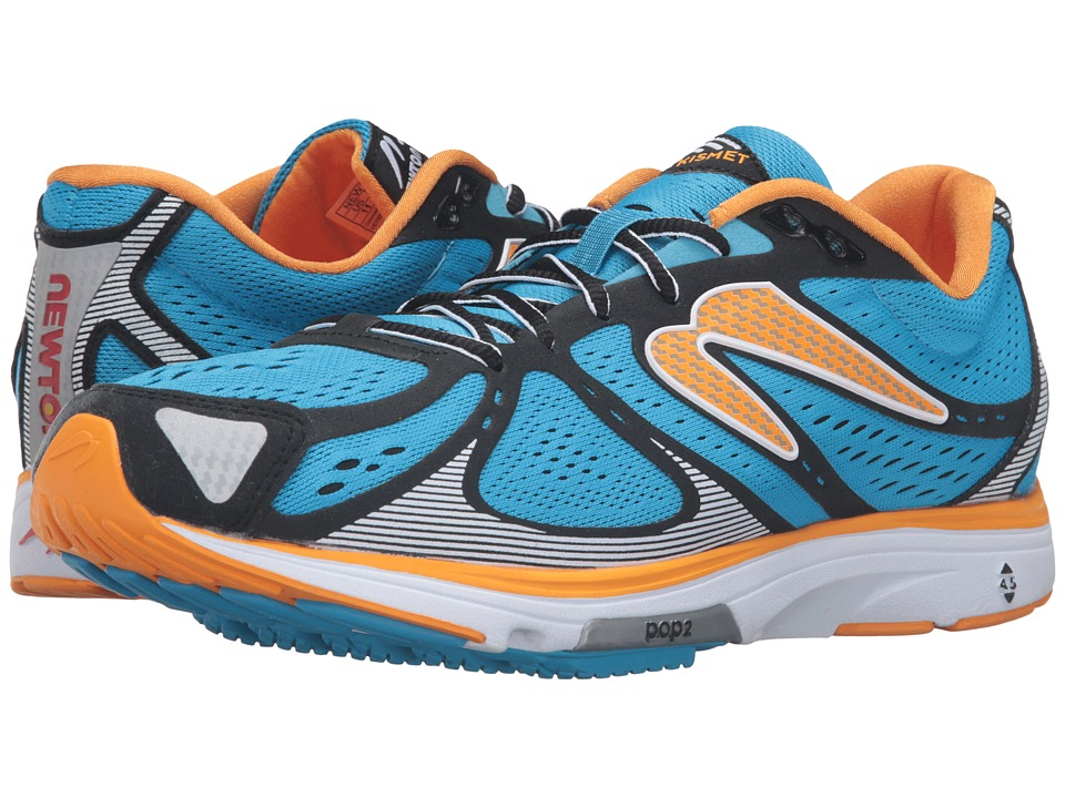 Newton Running - Kismet (Midnight Blue/Orange) Men's Running Shoes