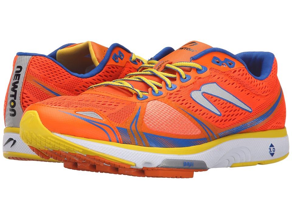 Newton Running - Motion V (Orange/Blue) Men's Running Shoes