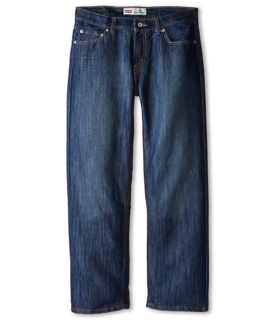 Levi's(r) Kids - 514tm Straight Jean - Husky (Big Kids) (Atlas) Boy's Jeans