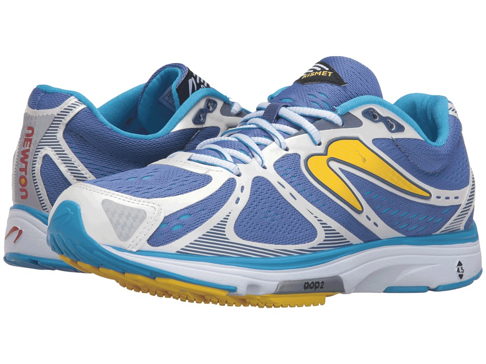 Newton Running - Kismet (Blue/White) Women's Running Shoes